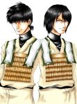 The Evil Twins by OjouLaFlorDeNieve