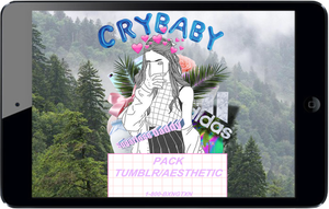 Pack Tumblr Aesthetic|By 1-800-bxngtxn by 1-800-bxngtxn