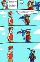 HG Nuzlocke : 34 by SaintsSister47