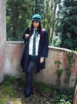 SLYTHERIN PRIDE by LadyEdith