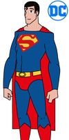 DC - Christopher Reeve Superman by HewyToonmore