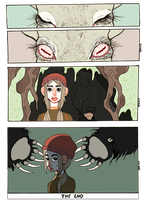 Bait - page 3 - THE END by psychomindset