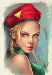 Cammy White, J. Estacado by ulamosart