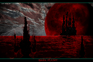 Dark Planet by Xengar
