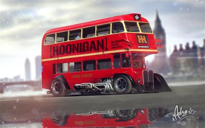 Time Attack London Bus by Adry53