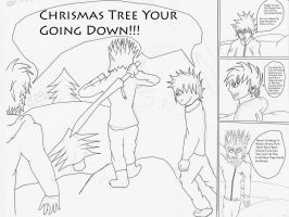 UBC Christmas Tree Story Panel P.1 by Unbounded-Creator
