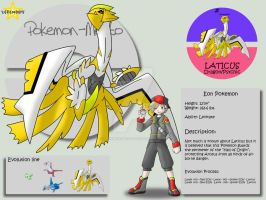 Laticus by Pokemon-Mento