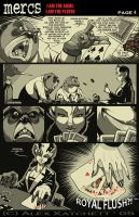 Mercs: I Am the Game, page 4 by Xatchett