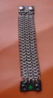 Chainmaille Bracer Art Trade by patchwork-steve