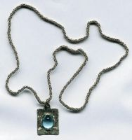 Aquamarine Necklace by nighthawk101stock