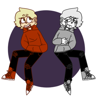 Vent Two Sides by SomeCatsWearHoodies