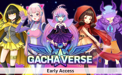 Gachaverse - RPG and Anime Dress Up by LunimeGames