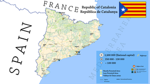 Republic of Catalonia by Breakingerr
