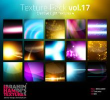 Texture Pack vol.17 Creative Light Textures 4 by adriano-designs