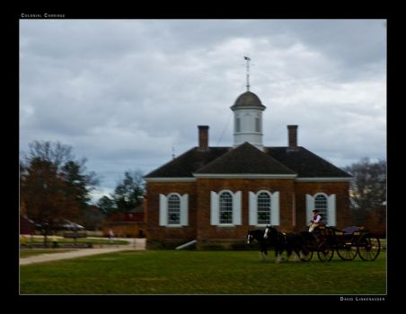 Colonial Carriage by linkf1