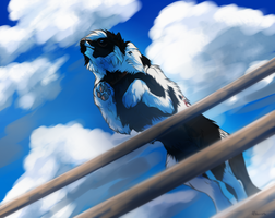 Shoot for the Sky by Hlaorith