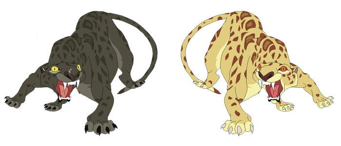 Leopard Adopts -- Closed by Witch-Doctais46