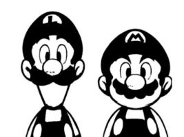 Mario Brushes by dead-liam