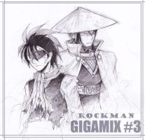 Sketch : Gigamix by whitmoon