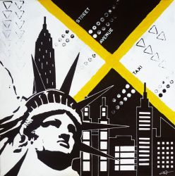 New-York by CLAIRE-N