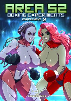 Area 52: Boxing Experiment Test 2 by bokuman