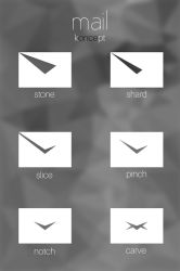 mail koncept by lucamennoia