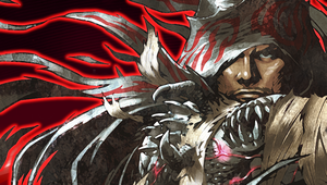 Soul Sacrifice - Wallpaper (Game) by SonicGenerations1234