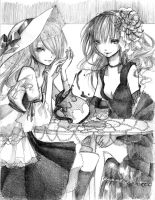 .: Tea Party :. by The-Crowned