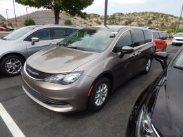 2017 Chrysler Pacifica LX by CadillacBrony