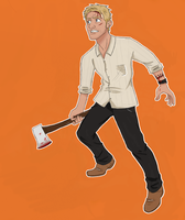 Resident Evil 7: Ethan Winters by FabledAnecdote