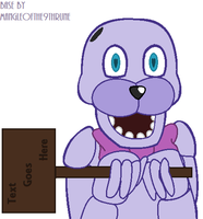Fangirl Mode - Animatronic Base (FNAF) by AngelOfTheWisp