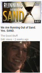 I don't like sand by DeadKnight1
