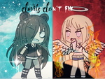 Devils dont fly- GMV by Scootloo99