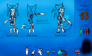 Crystal The Renahog Reference Sheet by CrystalChimera