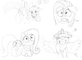 These Season 4 Faces Though by baratus93