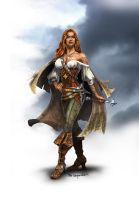 Pirate character concepts commission 2 by bobgreyvenstein