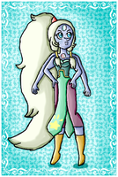 Opal by ninpeachlover