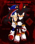 Postal Hedgehogs by Shadow2Evil4Hell
