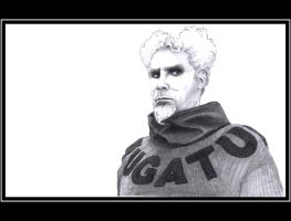 Jacobin Mugatu by CwK