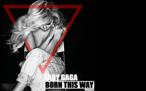 Born This Way Wallpaper by HOGArts