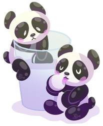 Oreo Pandas (+RB) by MynnuB