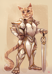 My Commission: Ma'Roken by gh0st-of-Ronin