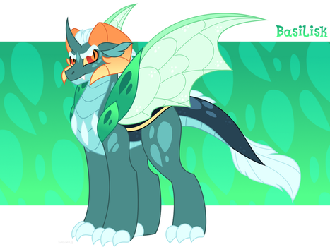 NGR-Prince Basilisk by Faith-Wolff