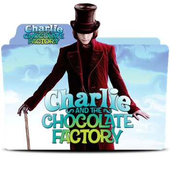 Charlie and the Chocolate Factory Folder Icon by bedobaho