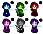 Scarfblob Adopts! by xxBrandy