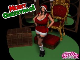 Merry Xmas 2015! by SuperSexyJuliet