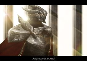 Digital Painting Practice 2 - Judgment by MnStrptrSkrn