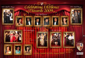Excellence Awards by zerobriant