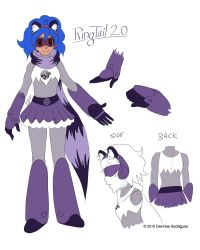 RingTail TwoPointO designs by ninjapink