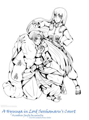 A Hyuuga in Lord Sesshomaru's Court 2 by cmsully on DeviantArt